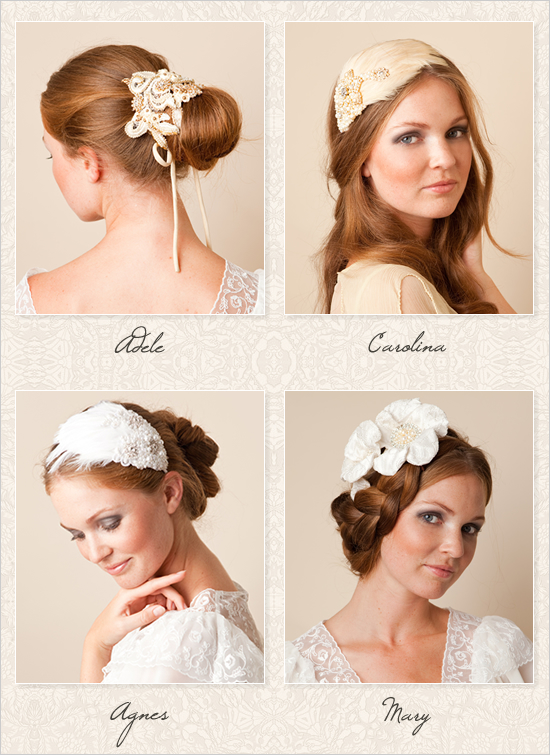 Wedding hair accessories nyc