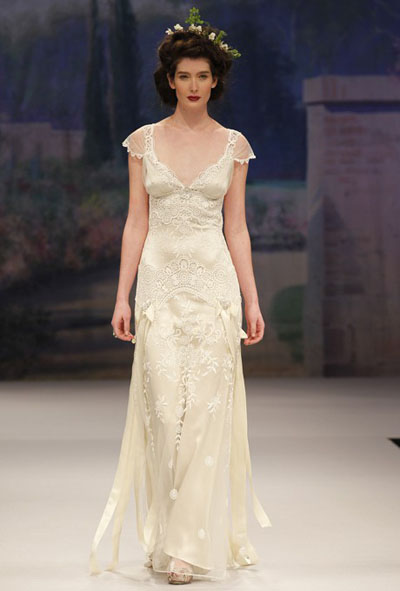 Anna Sui Wedding Dresses Claire Pettibone Website