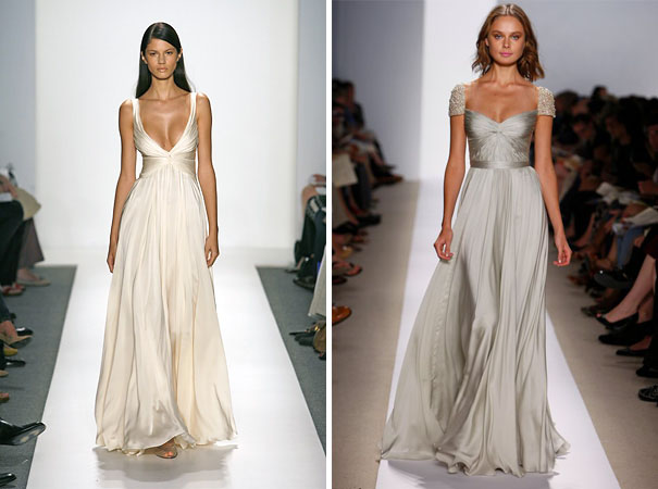 My Bridal Fashion Guide To Simple Wedding Dresses » NYC