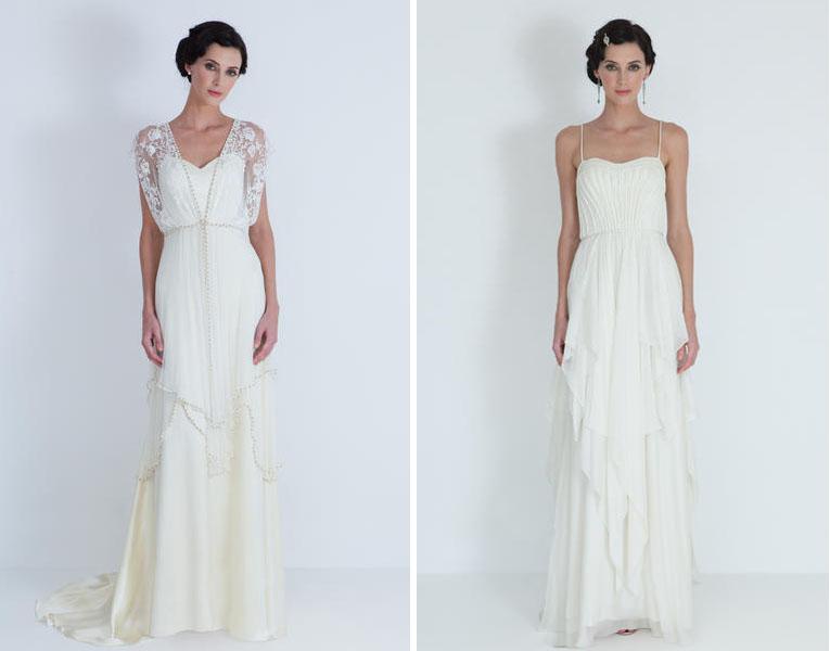 My Bridal Fashion Guide To Simple Wedding Dresses » NYC