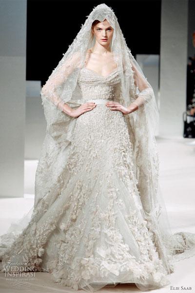 Fashion Show Dress Wedding To see more dresses from Elie