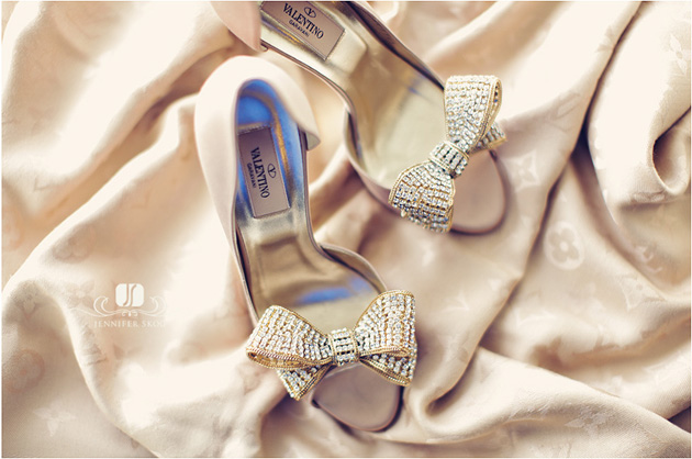 Valentino Valentino Couture Lace D'orsay Pump Wedding Shoes