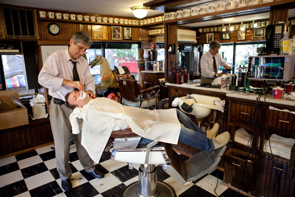 Barber Nyc : classic barber shop nyc