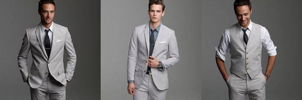 Light Grey Suit Combinations Dress Yy