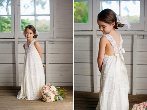 My Bridal Fashion Guide To The Flower Girl » NYC Wedding