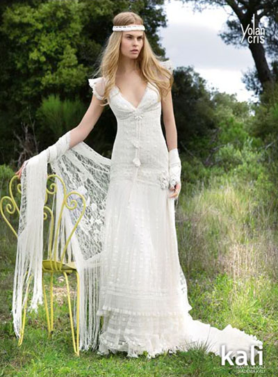 Hippie Wedding Dresses For Sale unfortunatelyweren t AV I