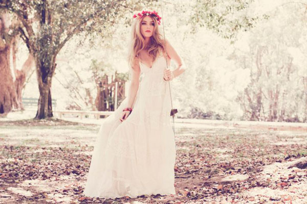 My Bridal Fashion Guide To Simple Wedding Dresses Nyc: Grace Loves Lace Website