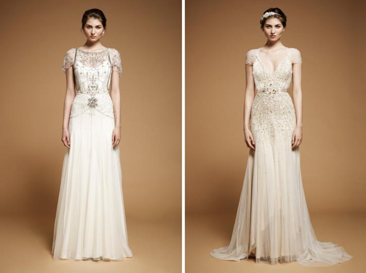 Vintage Wedding Dresses Jenny Packham: Wedding Dresses With Beautiful Details » NYC Wedding