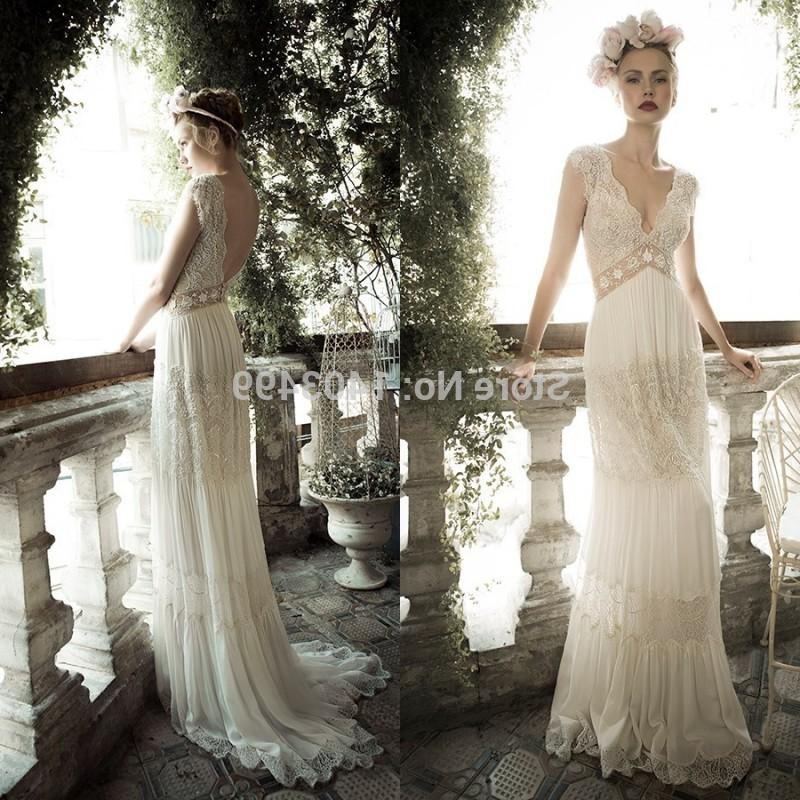 Aliexpress Lihi Hod Vintage Wedding Dress
