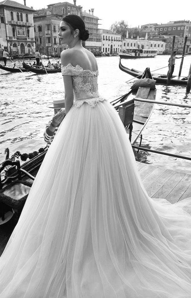 Inbal Dror Bridal Wedding Dresses » NYC Wedding Photography Blog
