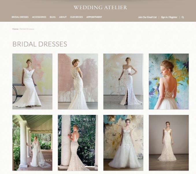 Wedding Dress Stores in New York City NYC Wedding Photography Blog