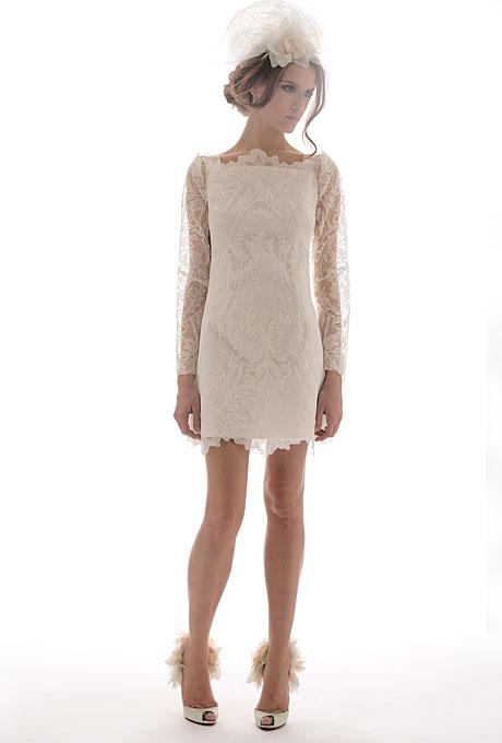 elizabeth-fillmore-spring-2012-french-lace-v-neck-gown